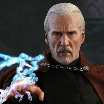 Hot Toys Count Dooku Collectible