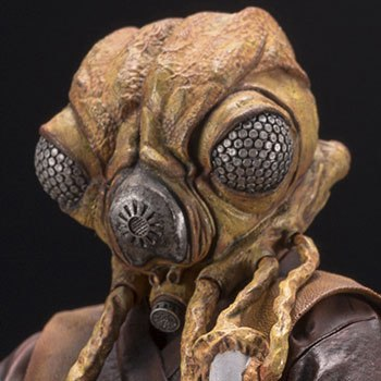 Zuckuss Collectible