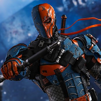Hot Toys Deathstroke Collectible