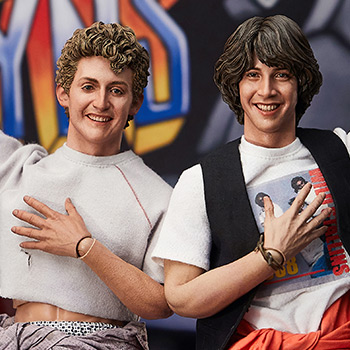 Bill & Ted Collectible