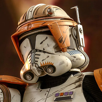 Hot Toys Commander Cody Collectible