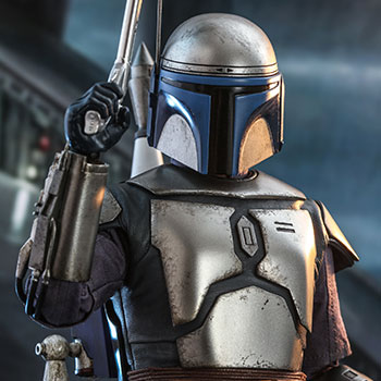Hot Toys Jango Fett Collectible