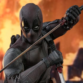 Hot Toys Deadpool Dusty Version Collectible
