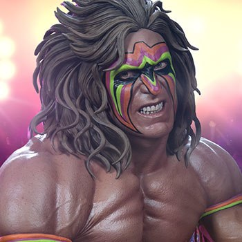 Ultimate Warrior Collectible