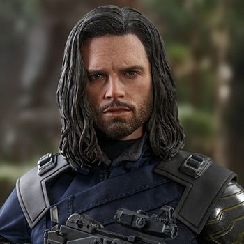 Hot Toys Bucky Barnes Collectible