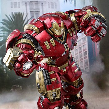 Hot Toys Hulkbuster Deluxe Version Collectible