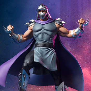 Shredder Collectible