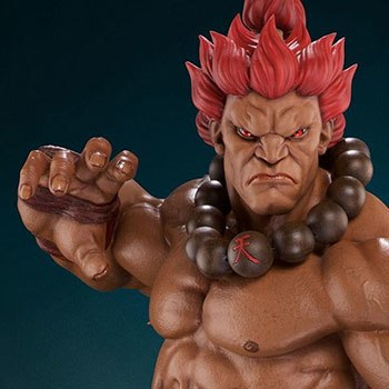 Akuma 10 Year Deluxe Collectible