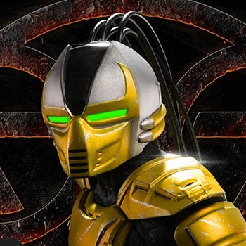 Cyrax MKX Collectible