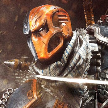Deathstroke Collectible