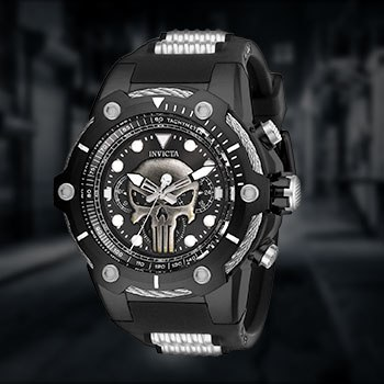 Punisher Watch - Model 26923 Collectible