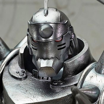 Alphonse Elric Silver Variant Collectible