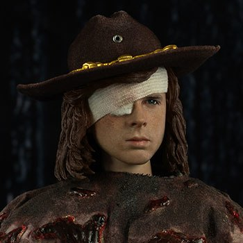 Carl Grimes Deluxe Version Collectible