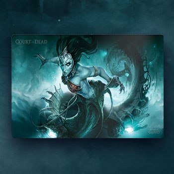 Death's Siren Play Mat Collectible