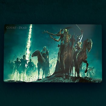 Underworld United Play Mat Collectible