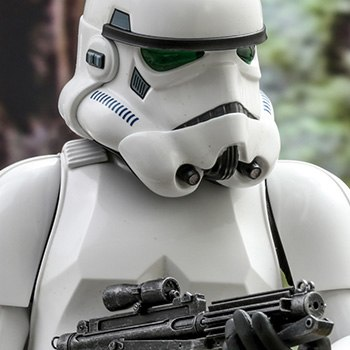 Hot Toys Stormtrooper Collectible