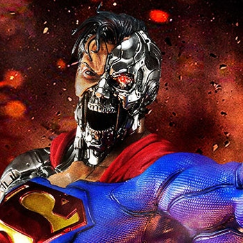 Cyborg Superman Collectible