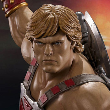 He-Man Collectible