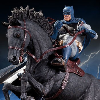 The Dark Knight Returns Call to Arms Collectible