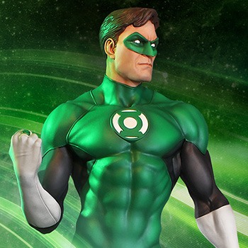 Green Lantern Collectible
