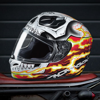 Ghost Rider HJC FG-17 Collectible