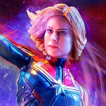 Captain Marvel Collectible