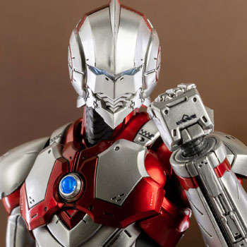 Ultraman Suit (Anime Version) Collectible