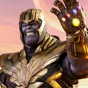Hot Toys Thanos Collectible