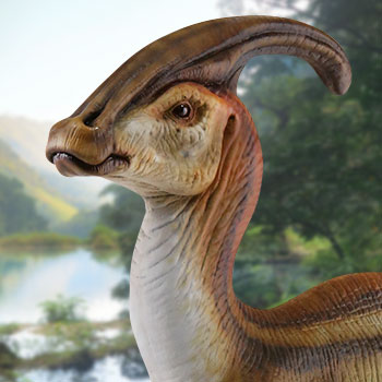 Parasaurolophus Collectible