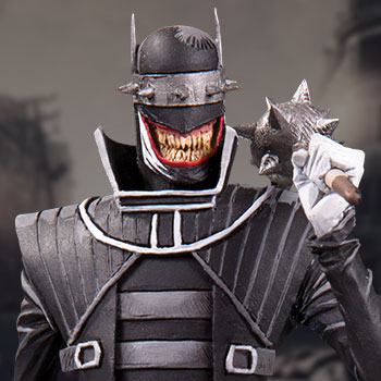 The Batman Who Laughs & Robin Minions Deluxe Collectible