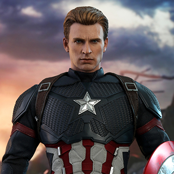 Hot Toys Captain America Collectible