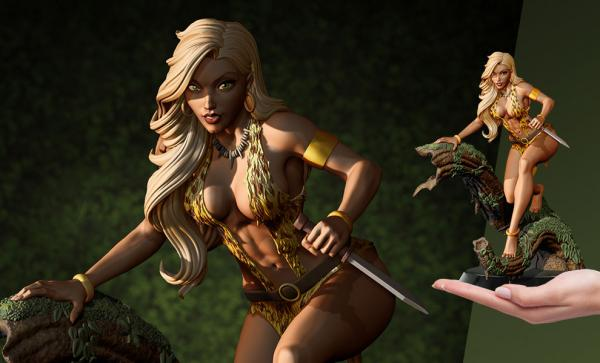 Sheena Limited Edition Statue