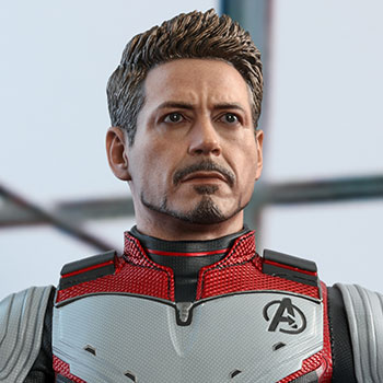 Hot Toys Tony Stark (Team Suit) Collectible