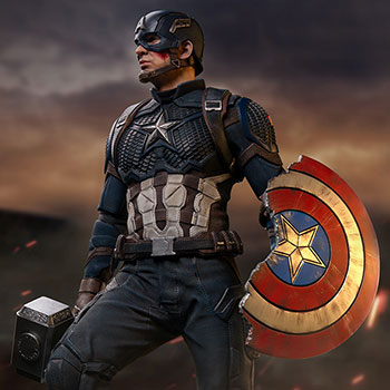 Captain America (Deluxe) Collectible