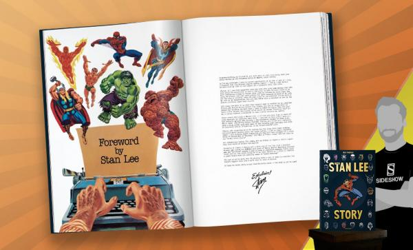The Stan Lee Story XXL Book