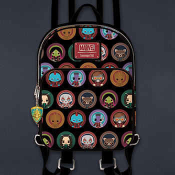 Guardians of the Galaxy 2 Chibi Mini Backpack Collectible