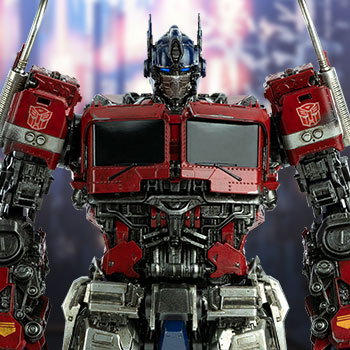 Optimus Prime Collectible