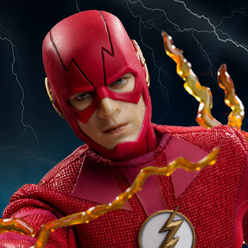 The Flash 2.0 (Deluxe) Collectible