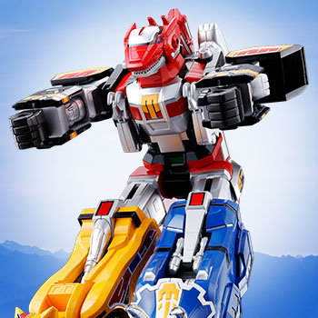 GX-72 Megazord Collectible
