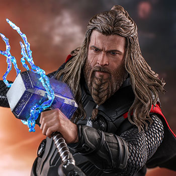 Hot Toys Thor Collectible