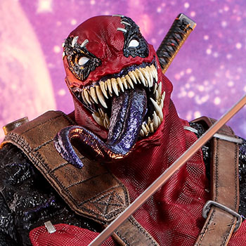 Hot Toys Venompool Collectible