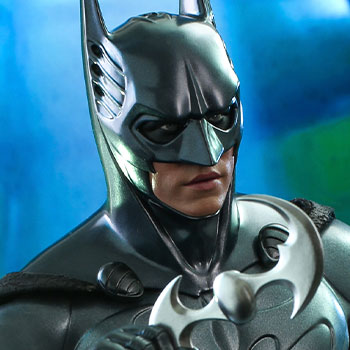 Hot Toys Batman (Sonar Suit) Collectible