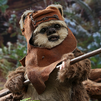 Hot Toys Wicket Collectible