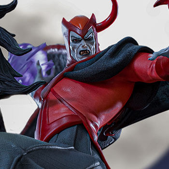 Venger with Nightmare & Shadow Demon (Deluxe) Collectible
