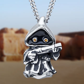 Jawa Necklace Collectible