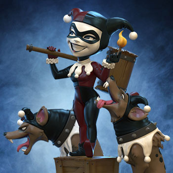 Harley Quinn Q-fig Remastered Collectible