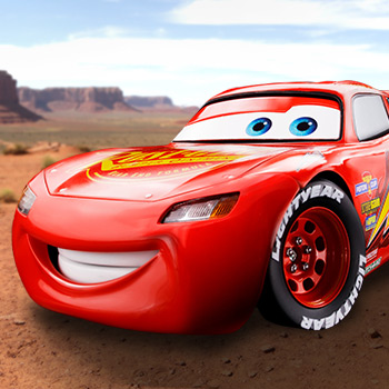 Lightning McQueen Collectible