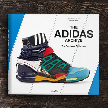 The adidas Archive: The Footwear Collection Collectible