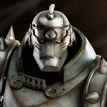 Alphonse Elric Collectible