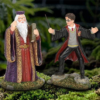 Harry and The Headmaster Collectible